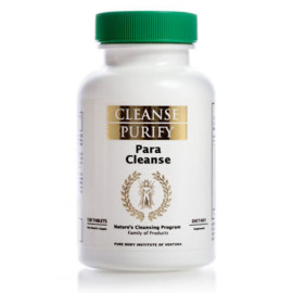 Para Cleanse Bottle