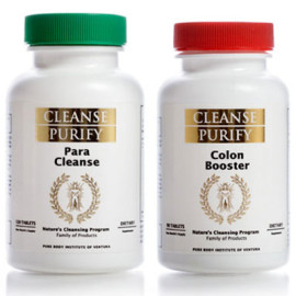 Para Cleanse and Colon Booster Set