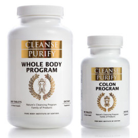 Whole Body & Colon Program