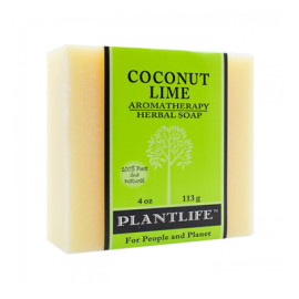 Coconut-Lime-Aromatherapy-Herbal-Soap