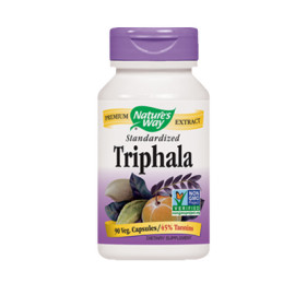Triphala-bottle