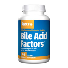 Bile Acid Factors size: 90 Capsules