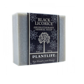 Black Licorice Aromatherapy Herbal Soap