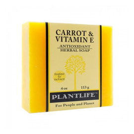 Carrot & Vitamin E Aromatherapy Herbal Soap