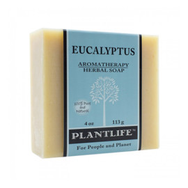 Eucalyptus Aromatherapy Herbal Soap