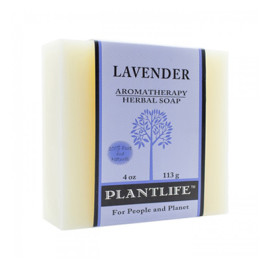 Lavender Aromatherapy Herbal Soap