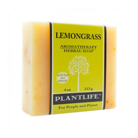 Lemongrass Aromatherapy Herbal Soap