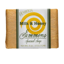 Milk & Honey Simmons Natural Bar Soap 4oz