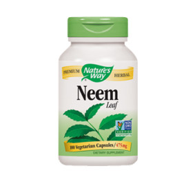 Neem Leaf bottle