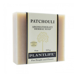 Patchouli Aromatherapy Herbal Soap