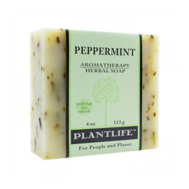Peppermint Aromatherapy Herbal Soap
