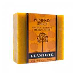 Pumpkin Spice Aromatherapy Herbal Soap