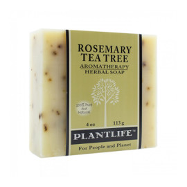 Rosemary Tea Tree Aromatherapy Herbal Soap