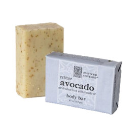 Vetiver & Avocado Soap by River Soap Company