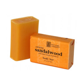 Sandalwood Soap by River Soap Company