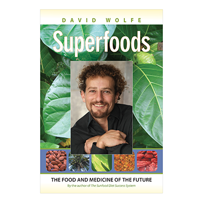 Superfoods_David Wolfe